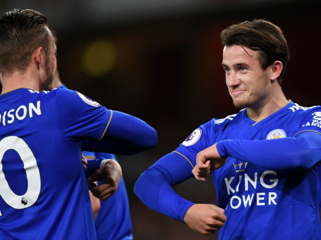 Man Utd eye £130m move for Leicester duo James Maddison and Ben Chilwell