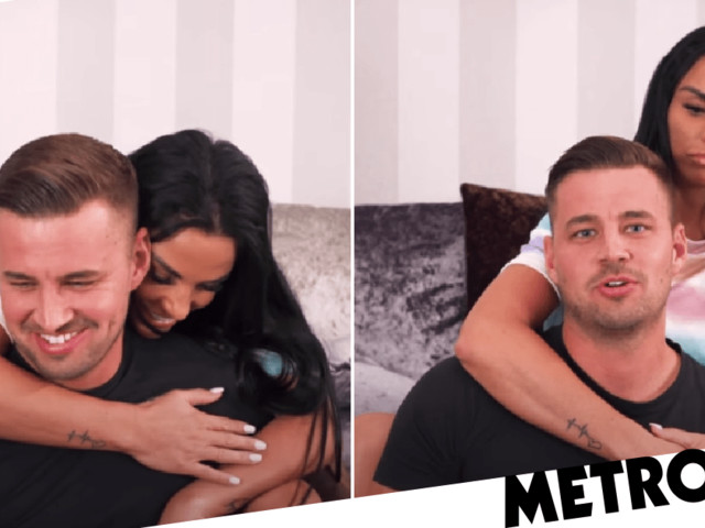 Katie Price declares love for new boyfriend Carl Woods as she insists: 'No one is going to ruin us'