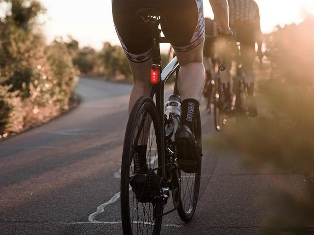 Strapping This Light to Your Bike Is the Smartest Thing a Cyclist Can Do