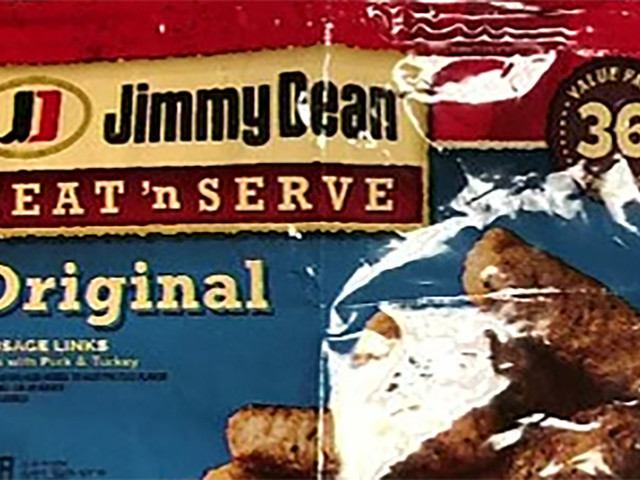 29,000 pounds of sausage recalled due to possible metal contamination