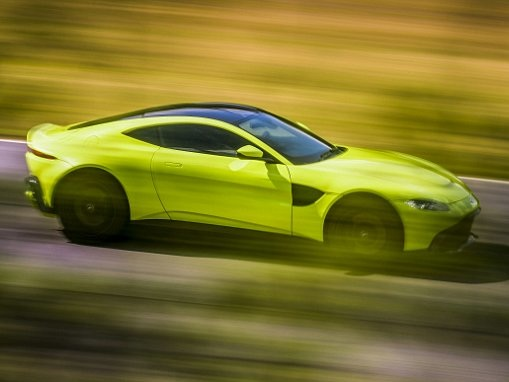 The £120,000 Aston Martin that wants to beat the Porsche