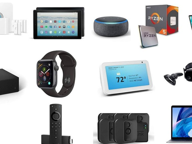 Ring Alarm with Free Echo Dot, Apple Macbook Air, and more deals for Aug. 22