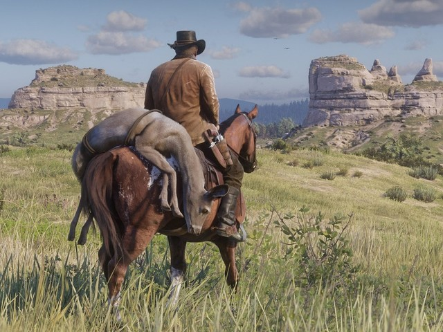 Red Dead Redemption 2 is getting a Companion App to use as a