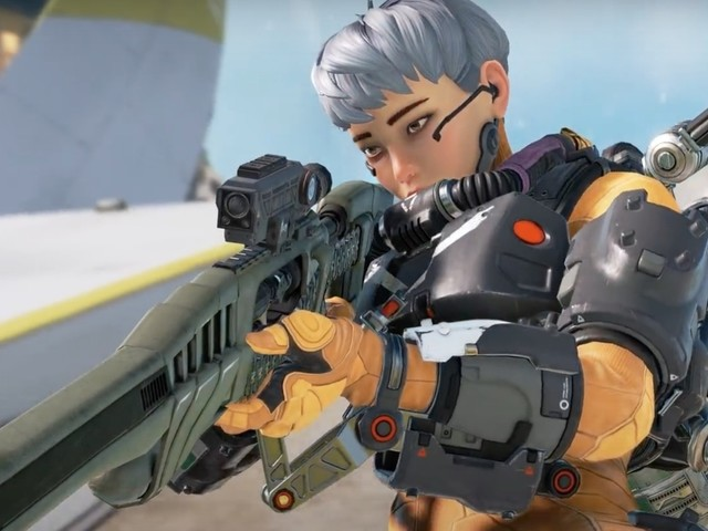 """Apex Legends breaks down new hero and """"winged avenger"""" Valkyrie in abilities trailer"""