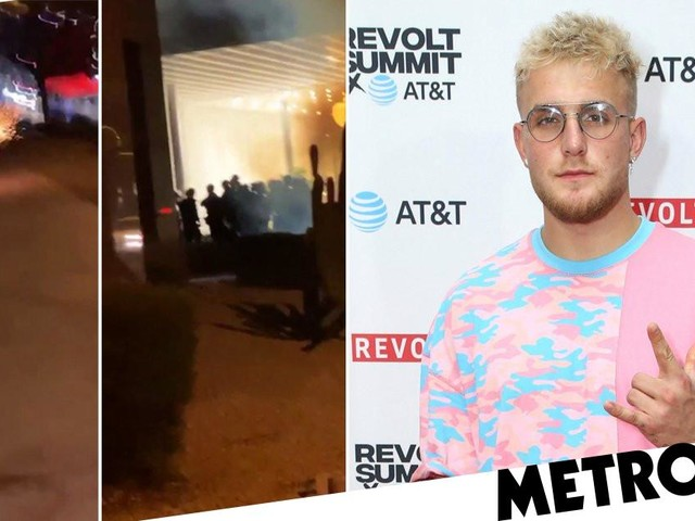 YouTuber Jake Paul accused of 'looting' by fans amid George Floyd protests