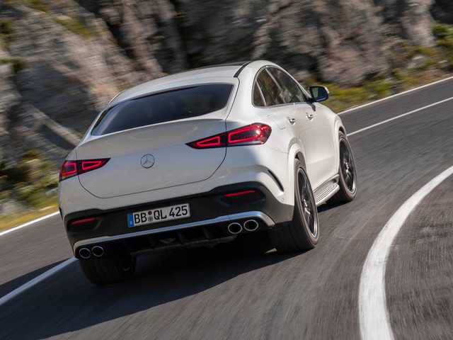 First ride: 2020 Mercedes-AMG GLE53 4Matic Coupé