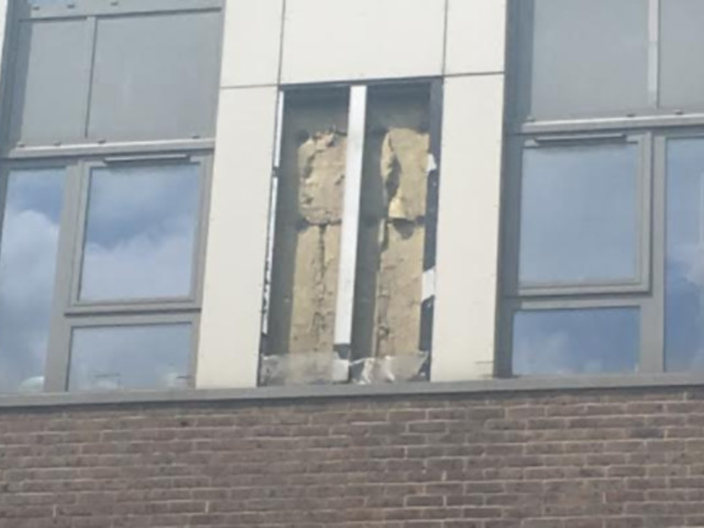 Grenfell Tower Cladding Fears See Camden Council Remove Coverings From Chalcots Estate