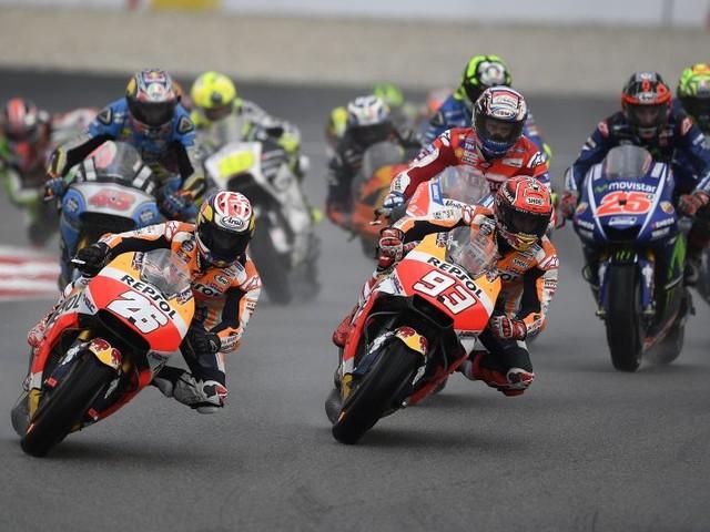 Honda Secures 2017 MotoGP Constructors Title