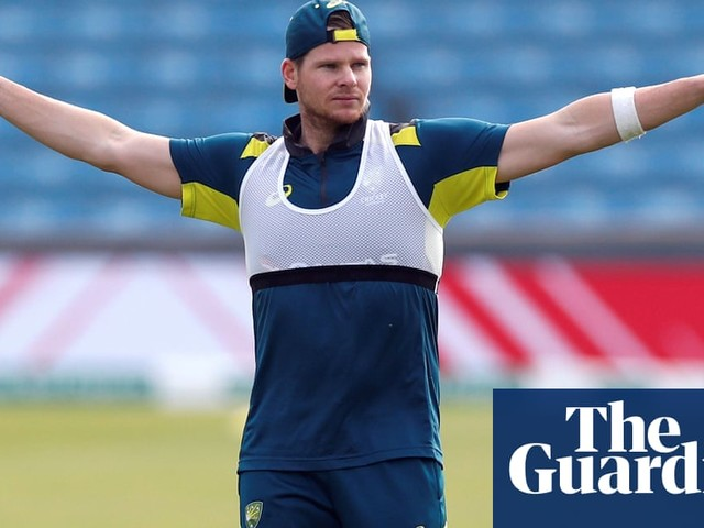 Returning Steve Smith plays down impact of Jofra Archer bouncer