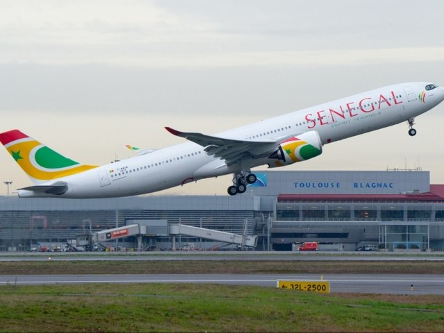 London Stansted rallies to the call of Africa with new Air Senegal service to Dakar