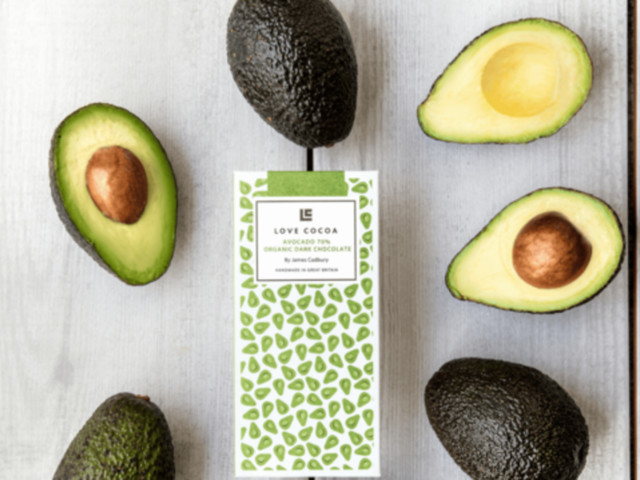 Vegan Avocado Chocolate Is Here To Make Your Dreams Come True