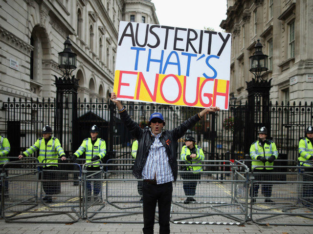 Is the UK headed for recession?