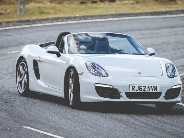 Nearly-new buying guide: Porsche Boxster (981)
