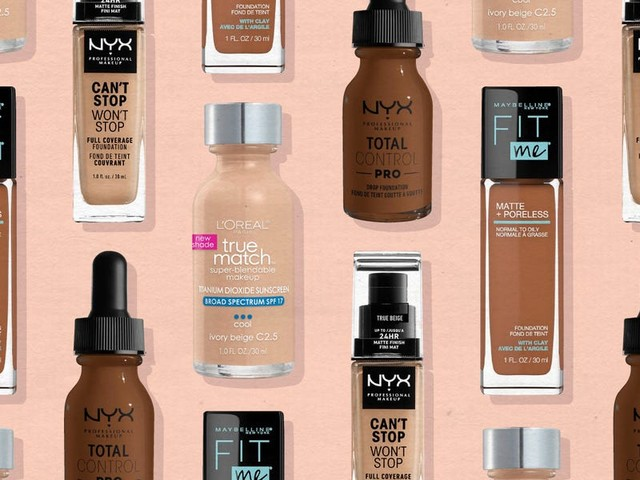 The best drugstore foundations you can buy — from lightweight skin tints to full-coverage formulas
