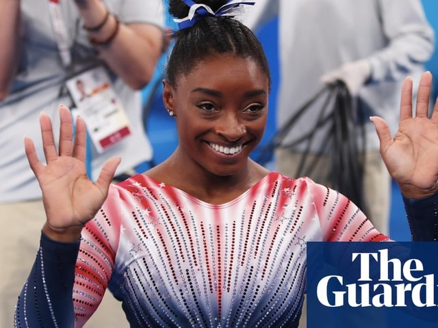 Simone Biles more than earned the right to win a medal for herself