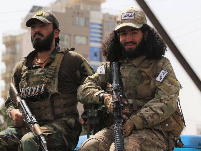 Taliban Extend Safety Net Around Humanitarian Workers – But Don't Be Fooled