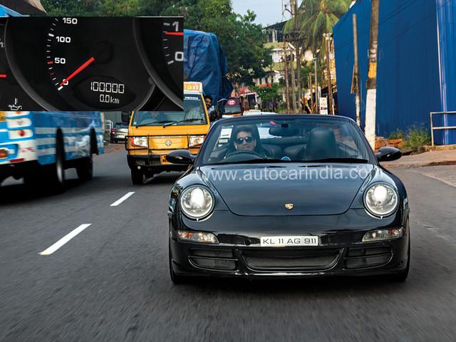 Using a Porsche 911 as a daily driver