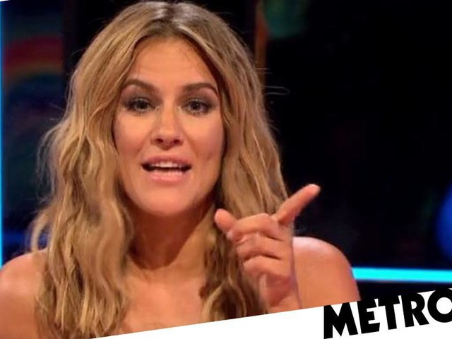 Shots fired? Caroline Flack appears to make dig at ex Andrew Brady during Love Island Aftersun
