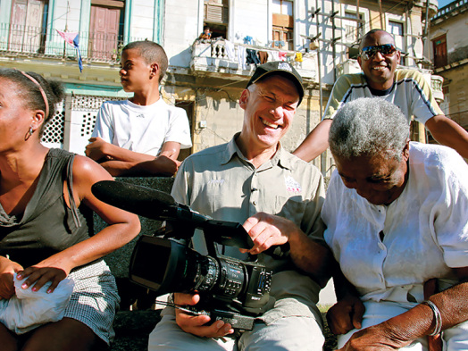 'Cuba and the Cameraman' Documentary Captures Castro Era, Evolution of Video