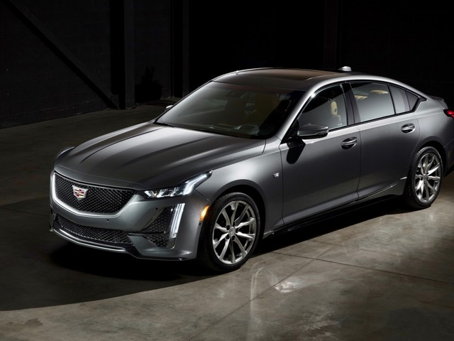 Cadillac CT4-V and CT5-V to debut on May 30