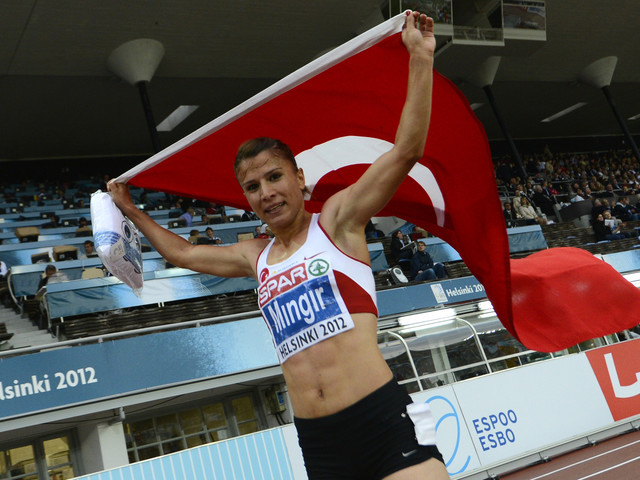 Turkish steeplechaser Mingir banned for two years and disqualified from London 2012