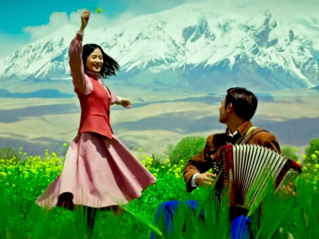 China made a 'La La Land'-inspired propaganda musical about the life of Uyghur Muslims, which omits all mention of mass surveillance and oppression