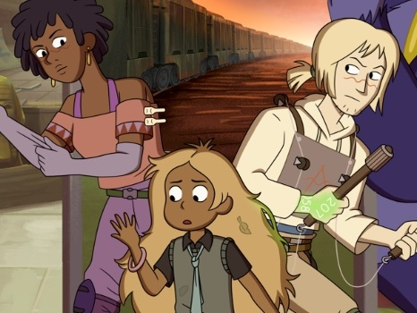 'Infinity Train' Anthology Series Moves from Cartoon Network to HBO Max for Season 3