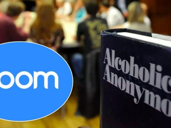 'Alcohol is soooo good': Trolls are breaking into AA meetings being held on Zoom video calls and harassing recovering alcoholics
