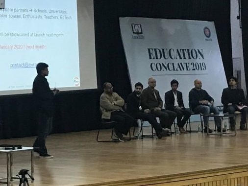 Intellify's Education Conclave 2019 Held Successfully At IIT Delhi