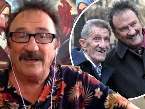 Paul Chuckle still suffers 'physical pain' two years after his brother Barry's tragic death