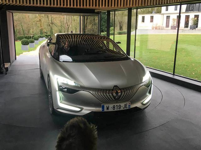 First drive: Renault Symbioz autonomous prototype