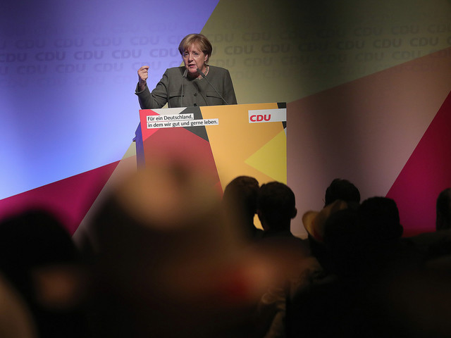 German Federal Election Results - Bloomberg