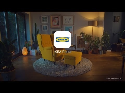 Furniture-Previewing Apps - 'IKEA Place' is an Augmented Reality App for Viewing Decor (TrendHunter.com)