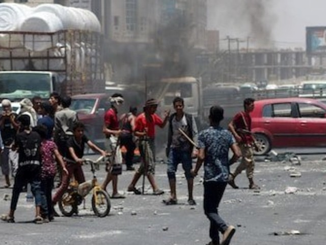 Everything You Need To Know About The Yemen Conflict