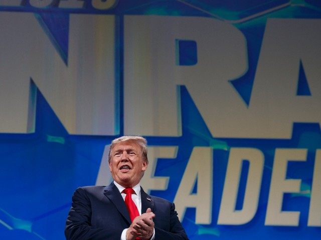 The NRA expressed its 'deepest sympathies' about El Paso and Dayton shootings just weeks after lobbying for looser gun laws in Texas