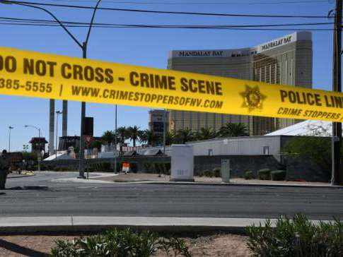 Vegas carnage unavoidable, security experts say