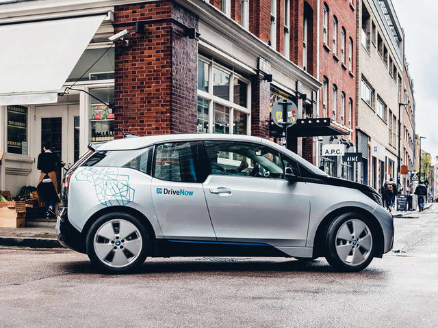 Opinion: Is the UK ready for car sharing?