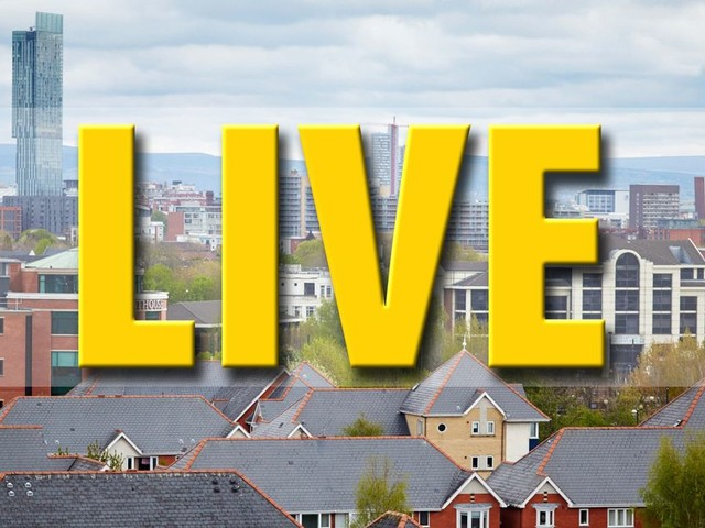 Live: Manchester breaking news - Friday, October 20