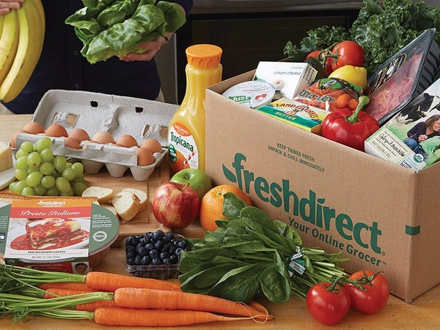 I order my groceries from FreshDirect, the online grocery store that makes food shopping incredibly easy — here's what it's like and how to save up to $50 on your first order