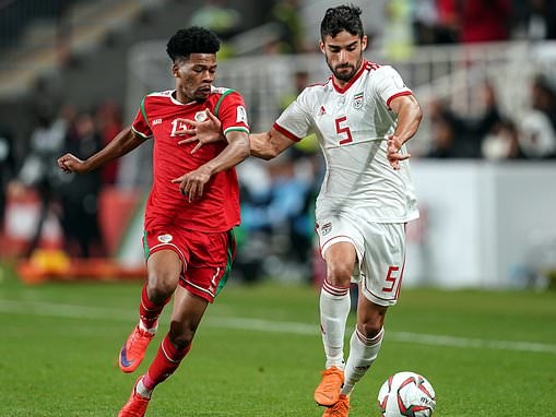 Newcastle offered Milad Mohammadi by Akhmat Grozny