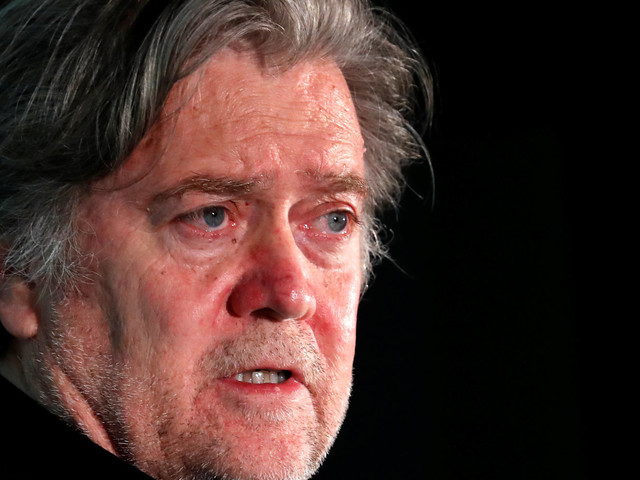 Knives Out For Steve Bannon After Democrat Wins Alabama Senate Seat