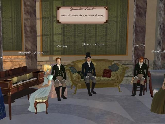 Alas, Jane Austen MMO Ever, Jane has shut down
