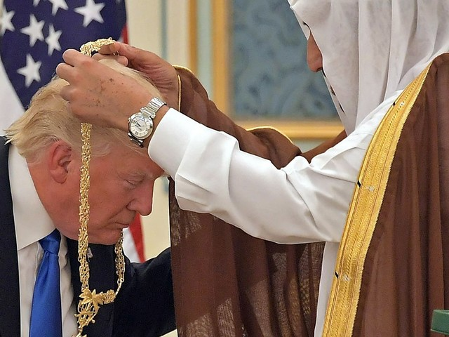 Saudis Signal Expanded Executions Policy After Donald Trump's Visit