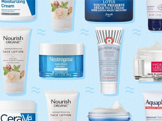 The best face cream for dry skin