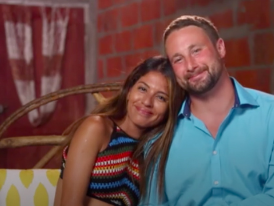 Corey and Evelin on '90 Day Fiance: The Other Way' Actually Love Each Other – Gross (Exclusive Video)
