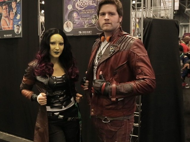Here are the best costumes from this year's New York Comic Con