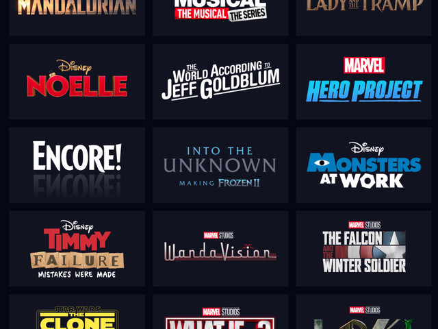D23 Expo Update: Disney+ Streaming Service Debuts Along with Trailers, Previews, and Posters of Disney, Star Wars, and Marvel Series and Movies