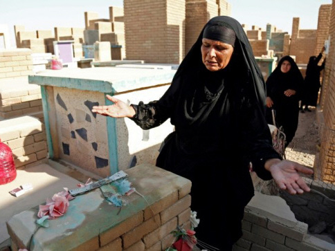 Eid holiday dedicated to 'martyrs' in Iraq's Valley of Peace