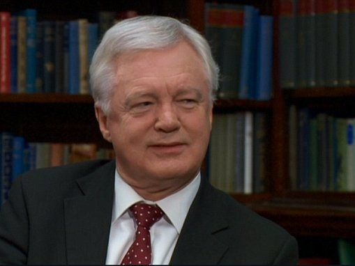 David Davis says Boris's Brexit tantrum had no effect
