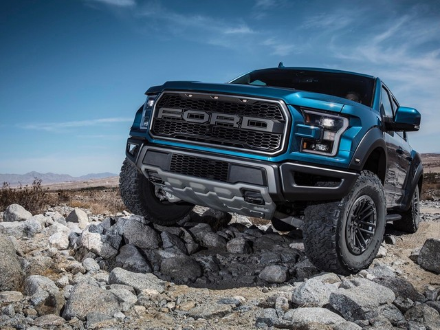 Next-Gen Ford F-150 Raptor will reportedly get a supercharged 5.2L Predator V8